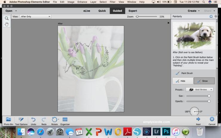 DIY Spring Flower Note Cards | simply kierste.com