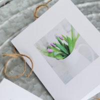 Spring Flowers Note Cards | oldsaltfarm.com