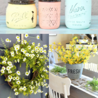 Simple & Adorable Summer Decor | Farmhouse Style | simply kierste.com