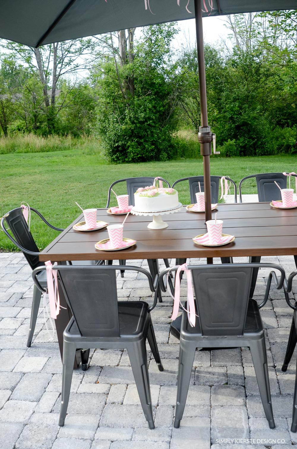 Outdoor Tween Girl Birthday Party For Under 100 Old Salt Farm