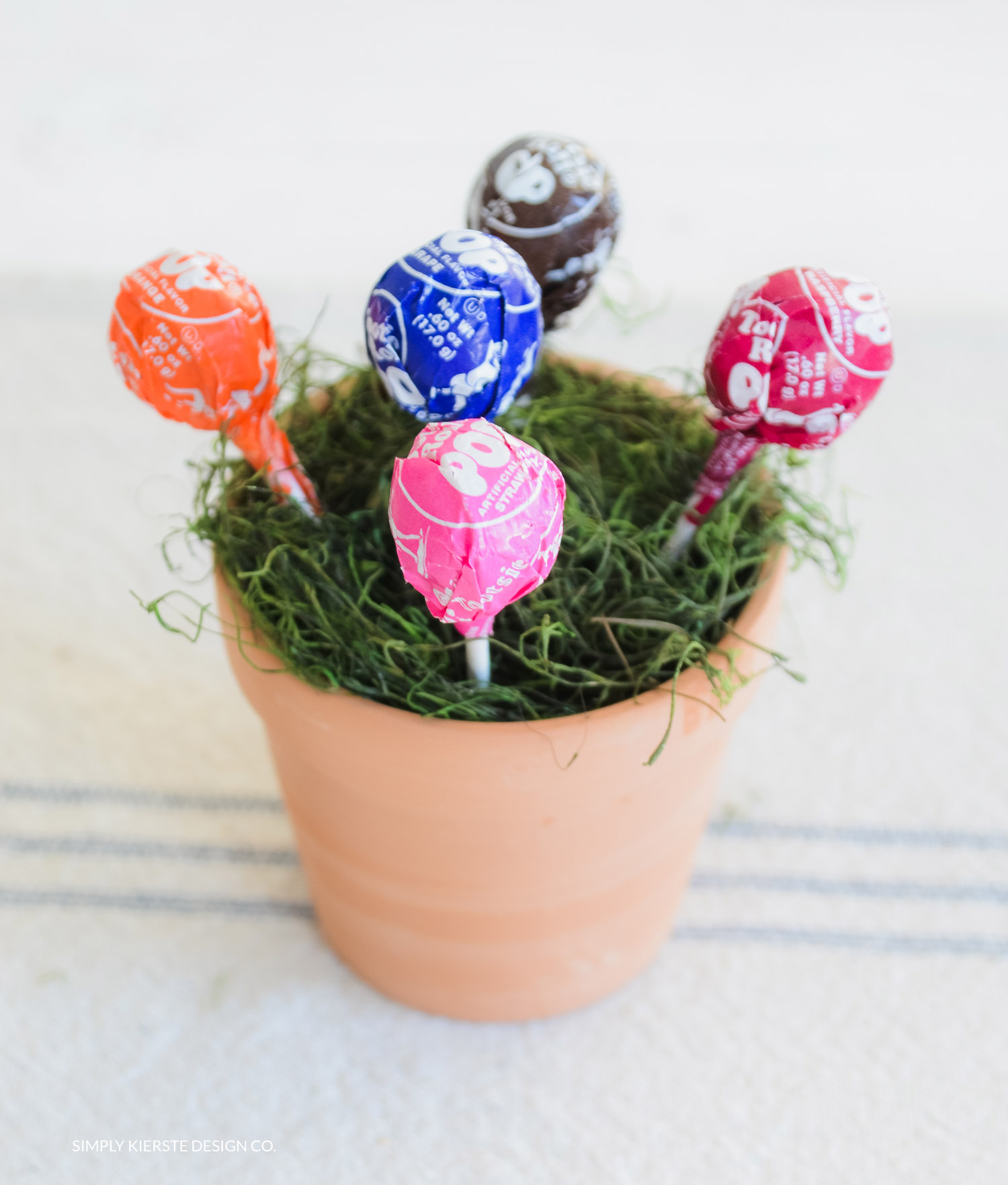Magic Jelly Beans & Lollipop Garden | Easter Tradition | oldsaltfarm.com