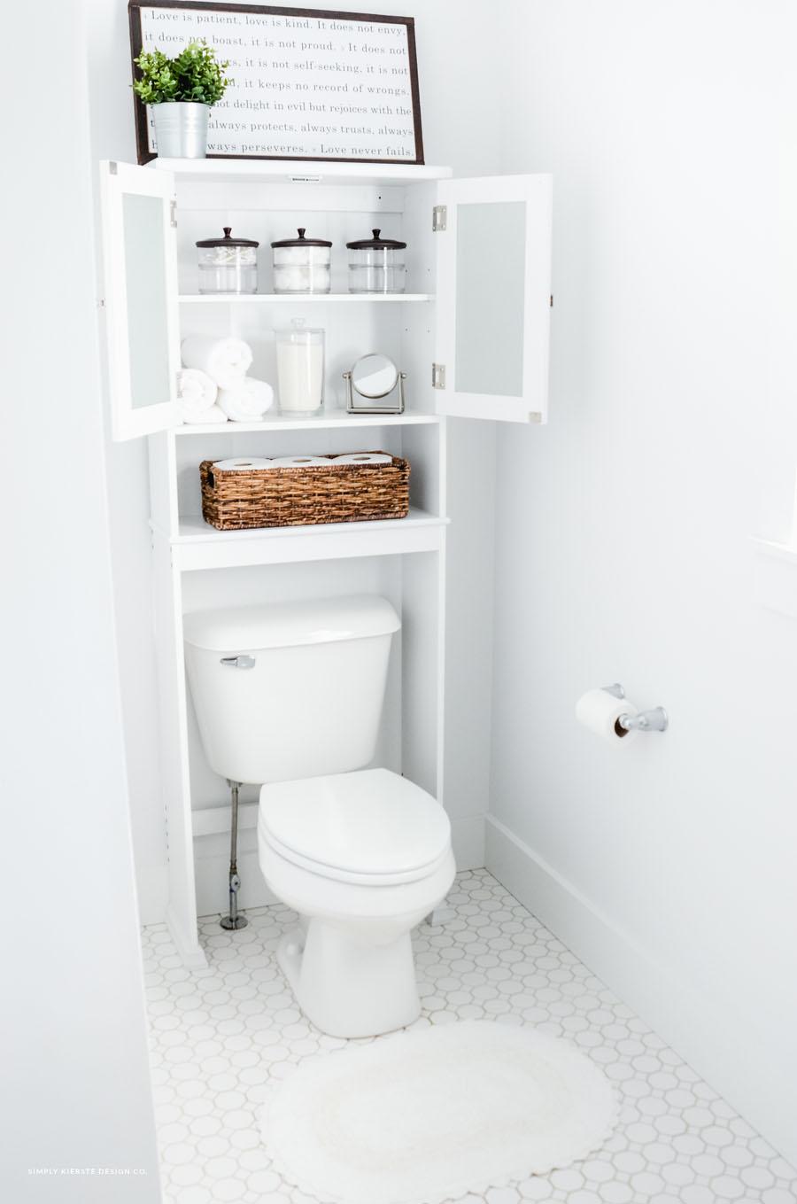 Bathroom Space Saving Storage Ideas