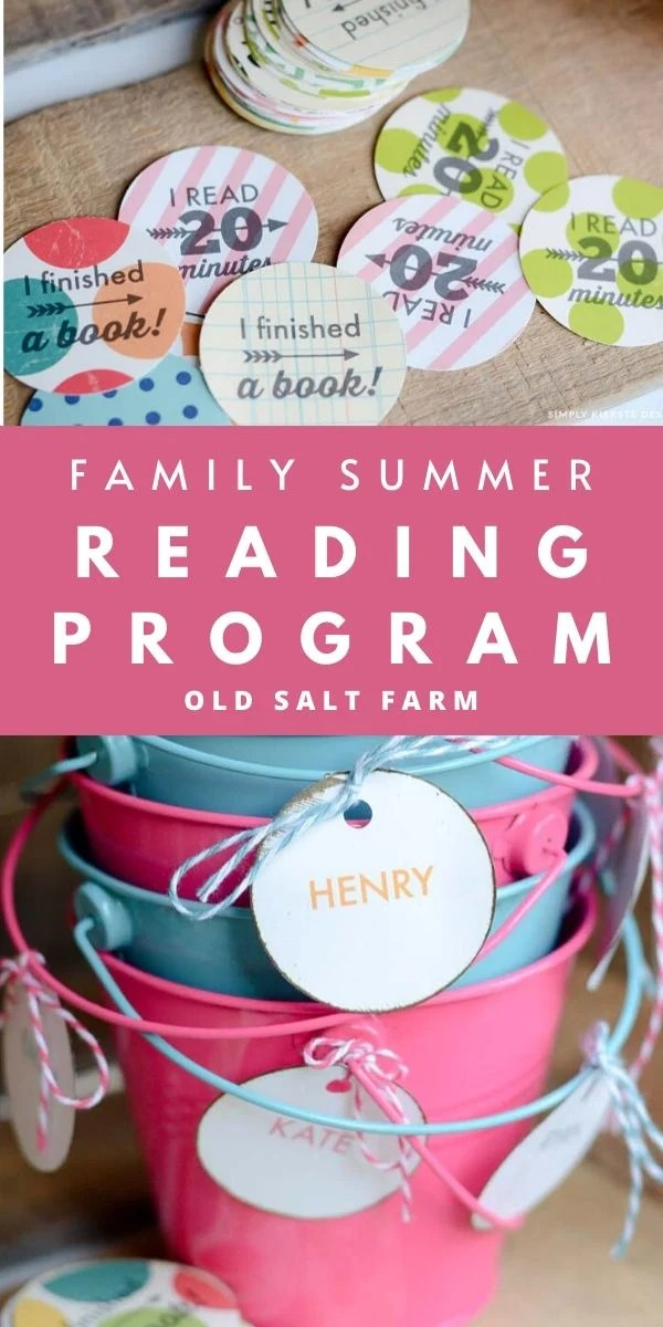 Family Summer Reading Program