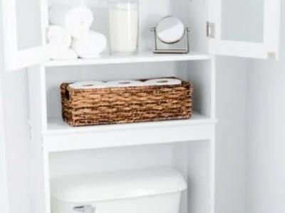 Small Space Bathroom Storage