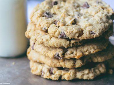 Buffalo Chip Cookies | Kitchen Sink Cookies