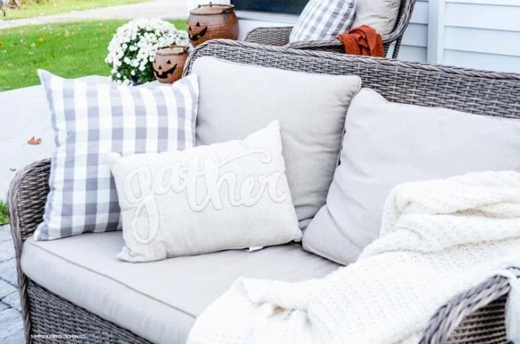 Fall Back Porch Ideas | Farmhouse Style