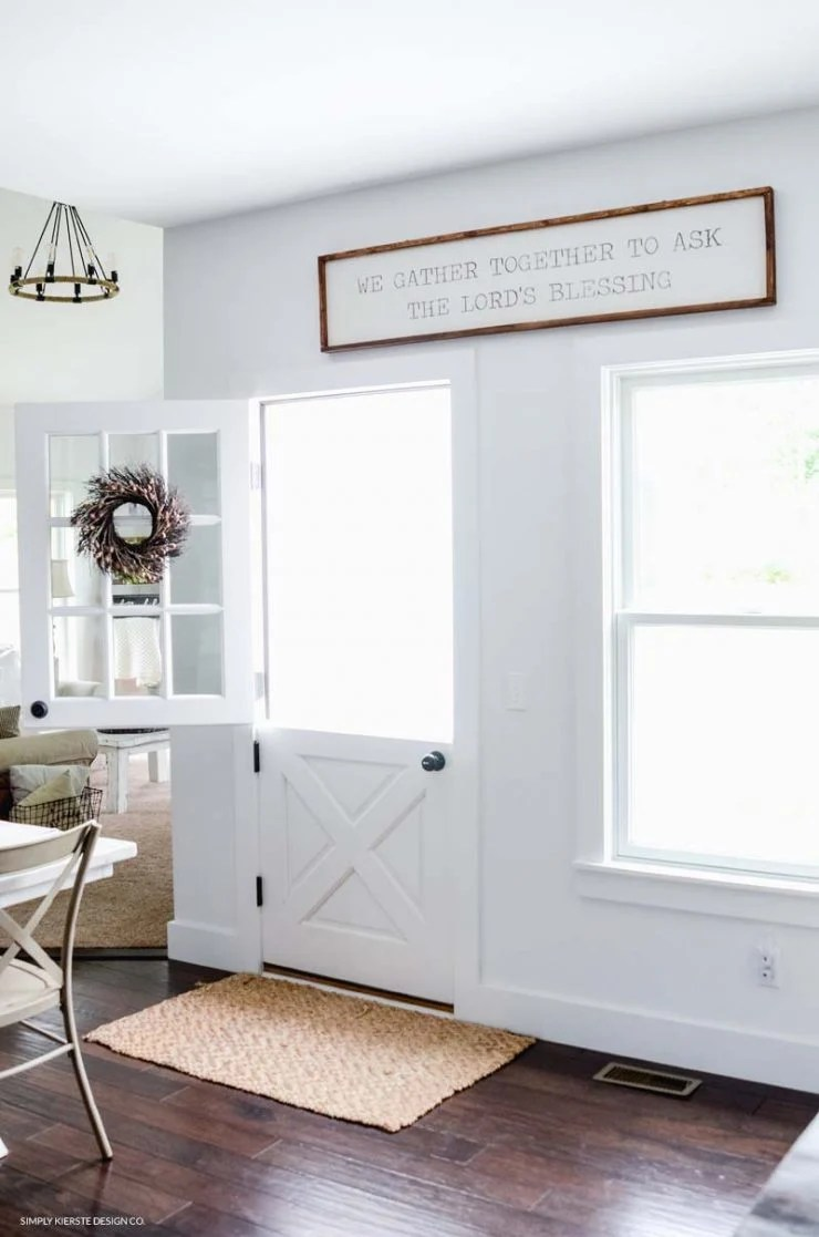 Farmhouse Fall Home Tour