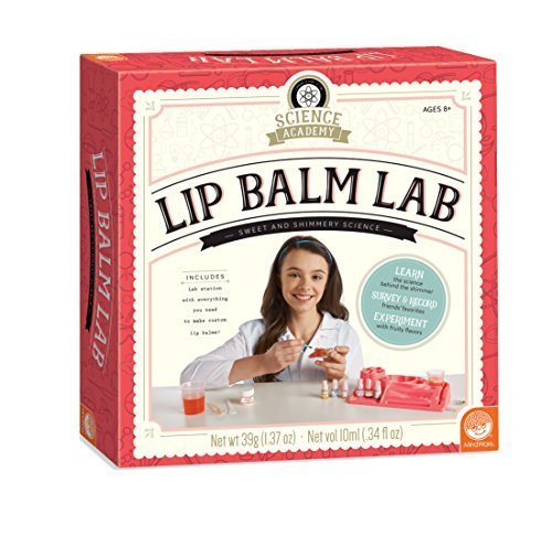 Lip Balm Lab | Best Gifts for Tween Girls