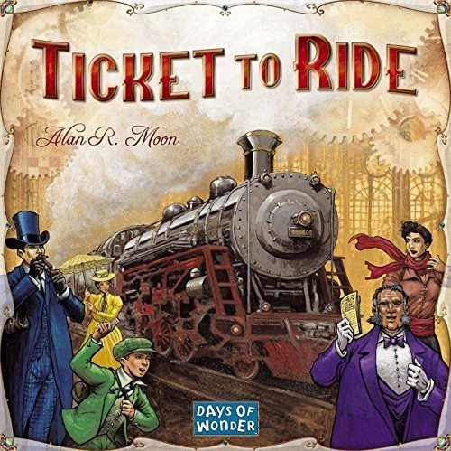 Ticket to Ride | Best Family Board Games