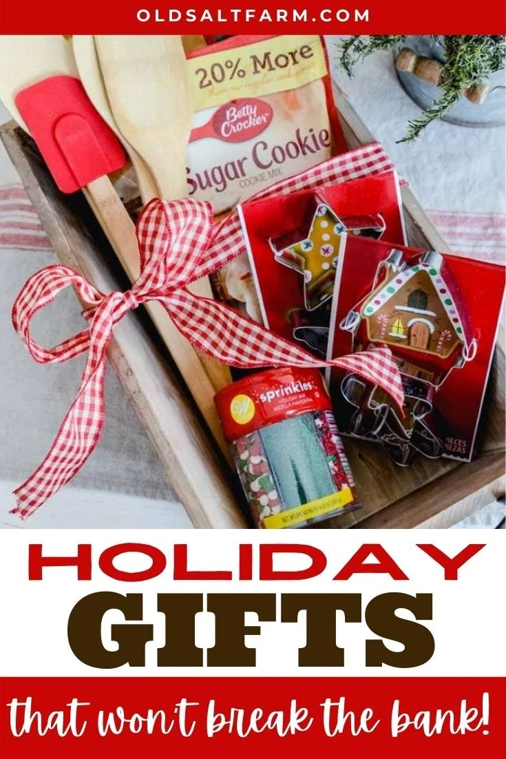 Holiday Gifts on a Budget