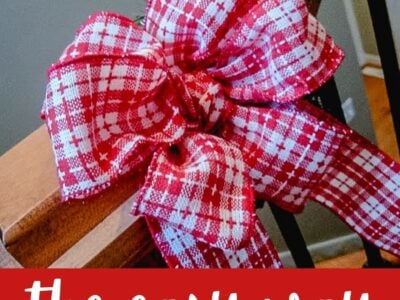 How to Tie a Fancy Bow the Easy Way