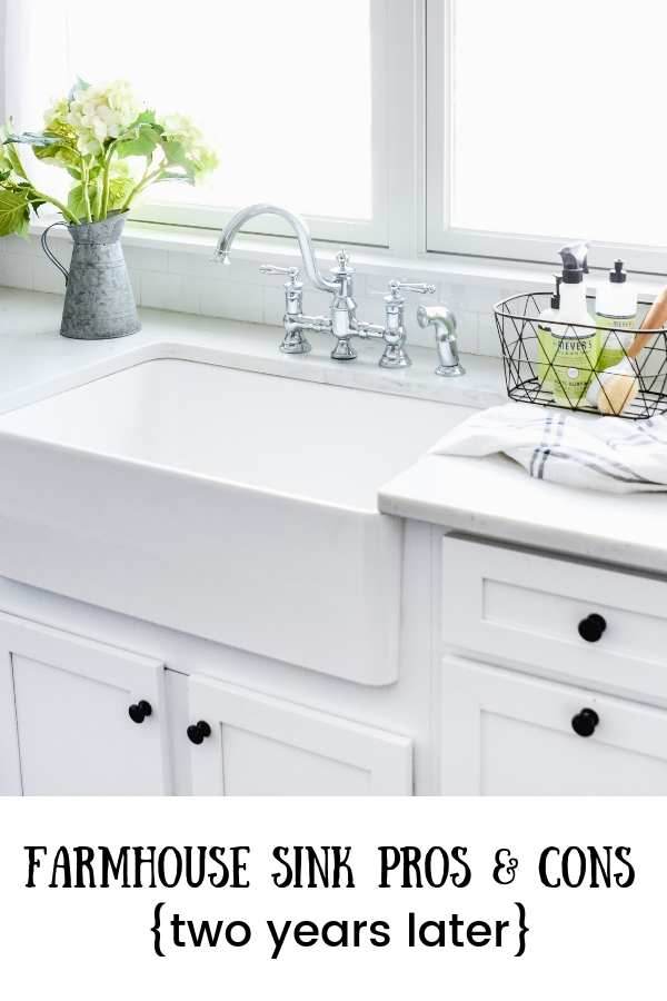 Farmhouse Sink Pros and Cons | Farmhouse Kitchen