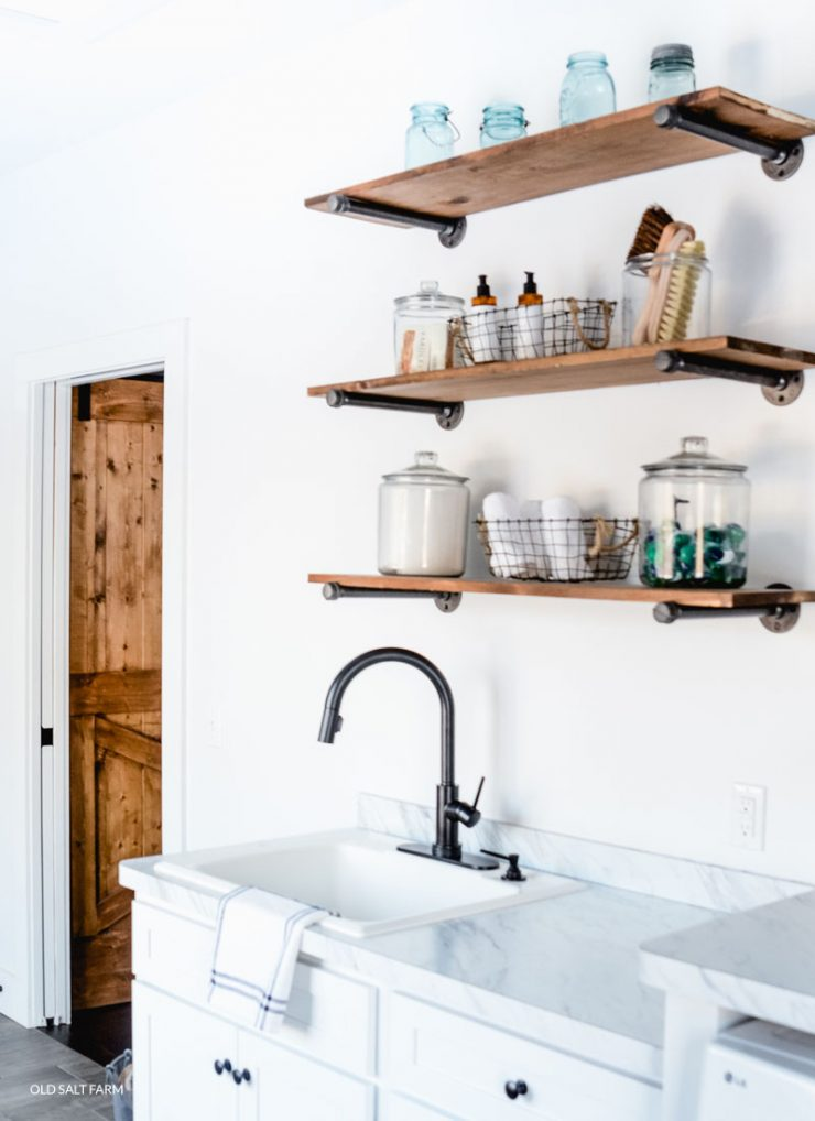 Laundry Room Faucet | Delta Touch Faucets
