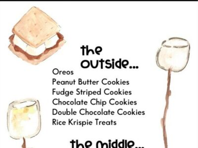 S'mores Recipes | Backyard S'mores Party