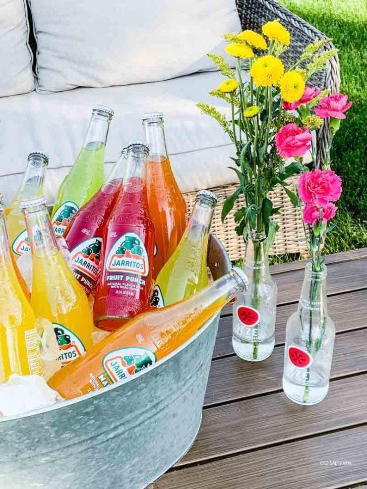 Mexican Soda Fiesta Party Ideas