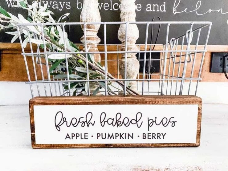 diy fall wood sign no paint or stencils needed old salt farm diy fall wood sign no paint or