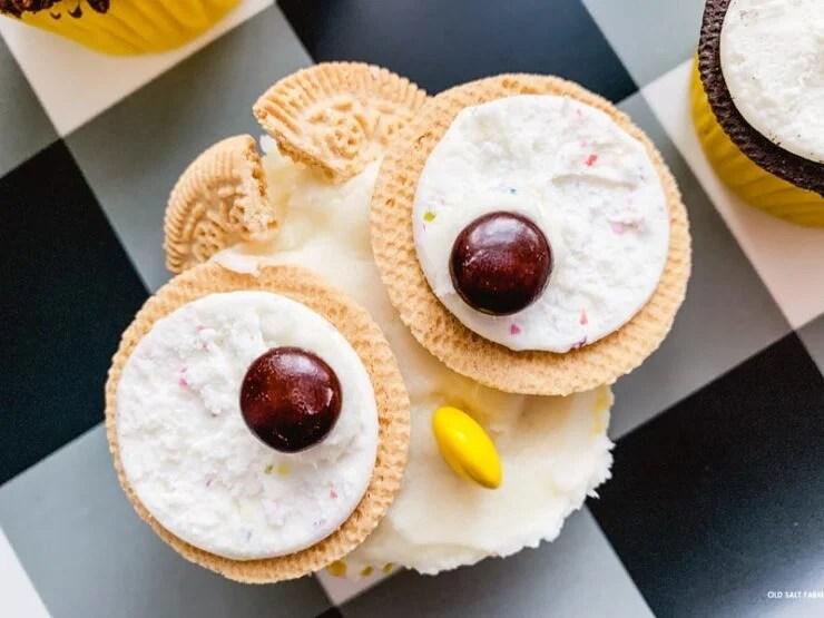 Owl Cupcakes | Fall or Halloween Treats