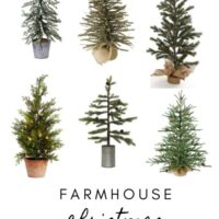 Farmhouse Christmas Greenery