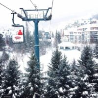 Family Ski Trip to Mont Tremblant
