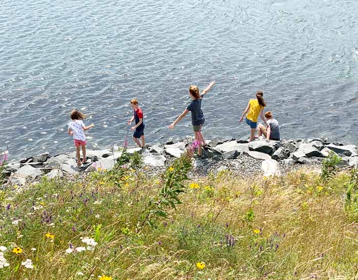 Maine Family Vacation Itinerary