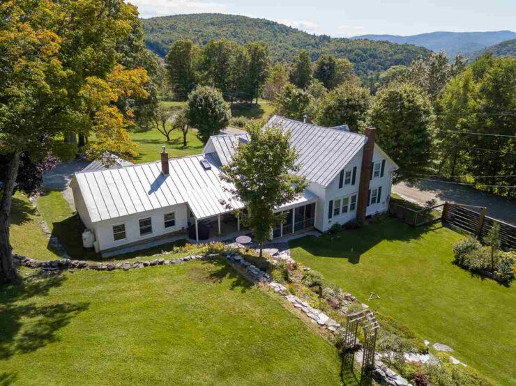 Vermont Farmhouse For Sale