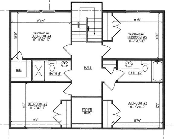 Favorite Farmhouse Plans With Porches Old Salt Farm