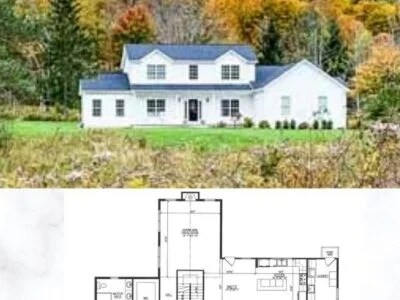 5 bedroom farmhouse plans with porch