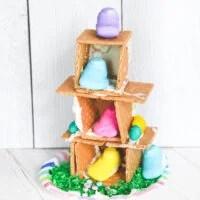 Easter Peeps Houses
