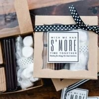 S'mores Teacher Gift Idea