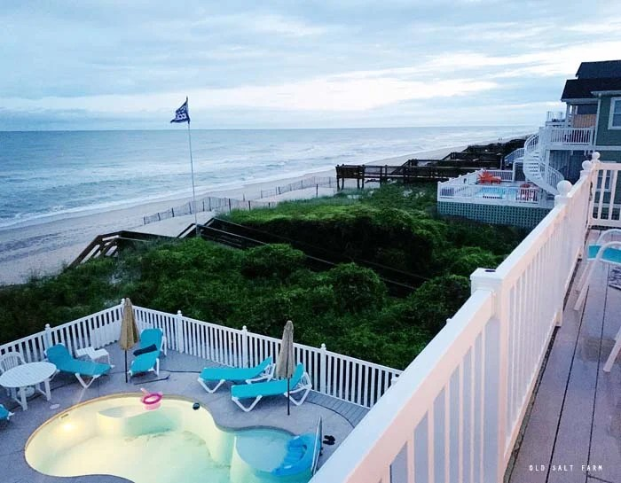 Topsail Island NC Family Vacation