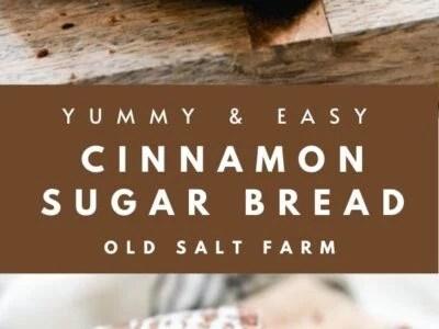 Cinnamon Sugar Bread Recipe