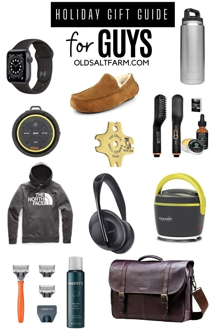 Best Christmas Gift Ideas for Guys