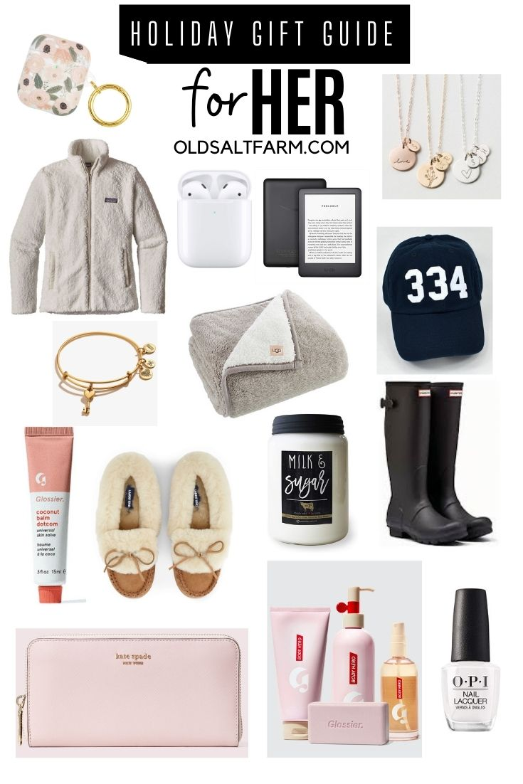 Best Gift Ideas For Her Christmas