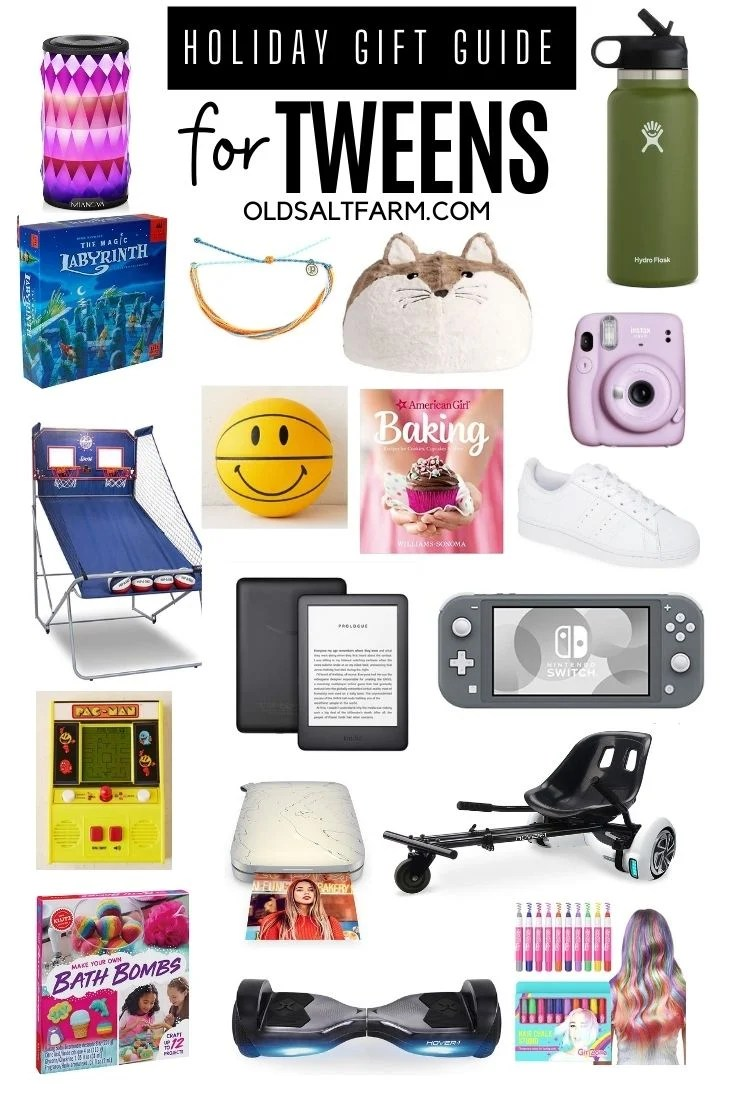 Best Gift Ideas for Tweens