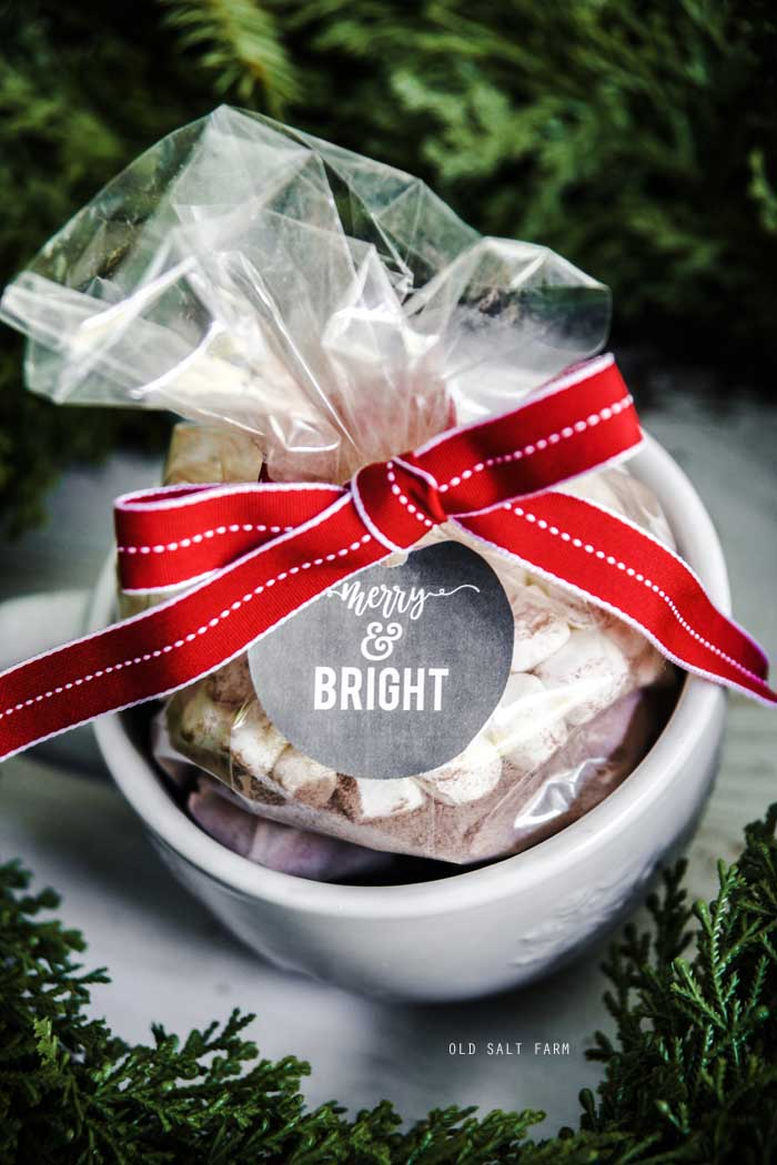 Hot Chocolate Gift Mug