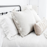 Neutral Farmhouse Bedding