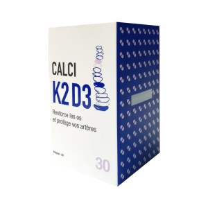 Calci K2 D3 – 30 Tablets –