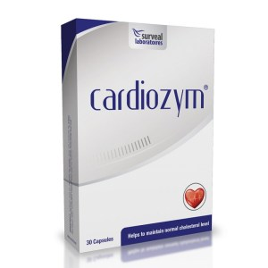 Surveal Cardiozym – 30 Softgels –