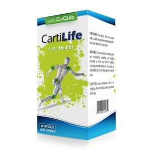 Cartilife – 60 Capsules –