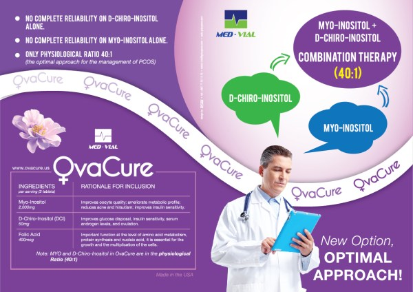 Med-Vial Ovacure – 60 tablets –