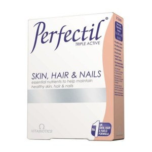 Vitabiotics Perfectil Triple Active Skin, Hair & Nails – 30 Tablets –