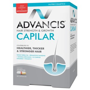 Advancis Capilar Hair Strength and Growth – 60 Capsules –