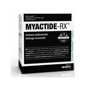 NHCO Myactide RX Drying and Toned – 2 x 56 Capsules –