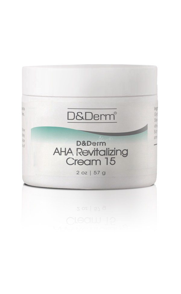 D&Derm AHA Revitalizing Cream 15 -57g-
