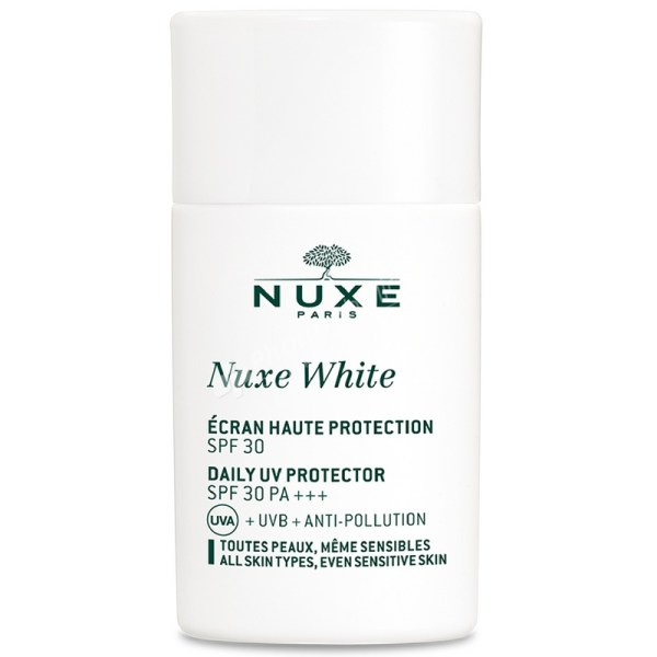 Nuxe White Daily UV Protector SPF30 PA+++ 30ml