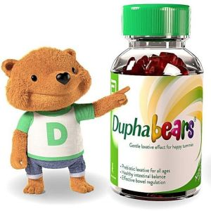 Duphabears – 30 Gummy Bears –