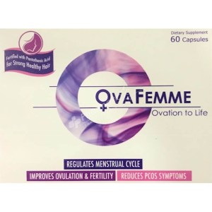 Ovafemme Ovation to life – 60 Capsules –