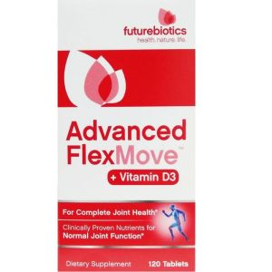 Advanced Flex Move + Vitamin D3 -120 Tablets –