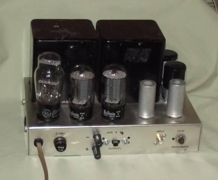 fisher 70a amplifier oldschematic