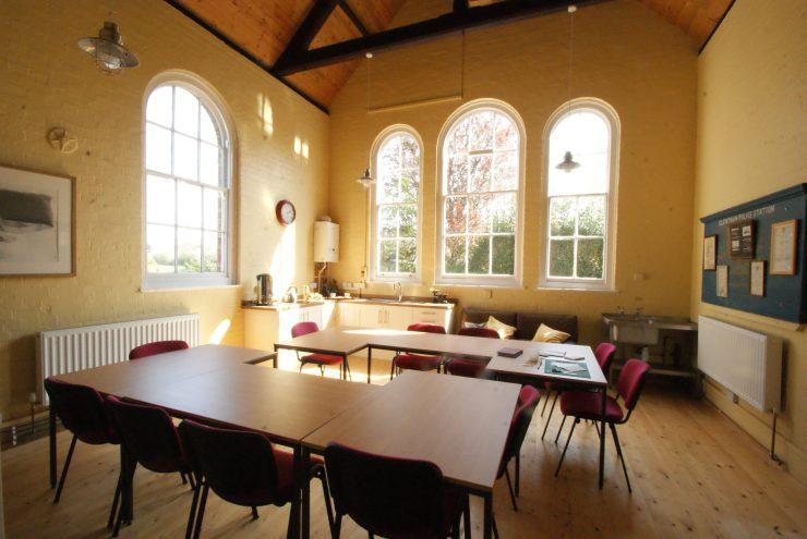 School House interior